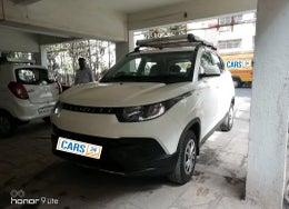 2016 Mahindra Kuv100 K6+ D 6 STR
