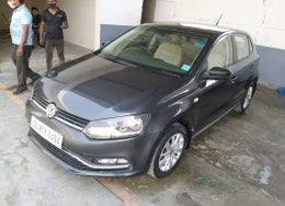 2015 Volkswagen Polo HIGHLINE1.2L PETROL