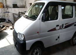 2016 Maruti Eeco 5 STR CNG WITH HTR