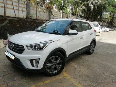 2018 Hyundai Creta 1.6 SX PLUS AUTO