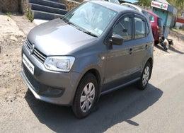 2011 Volkswagen Polo COMFORTLINE 1.2L DIESEL
