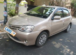 2012 Toyota Etios Liva D 4D GD