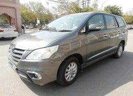2013 Toyota Innova 2.5 VX 7 STR BS IV