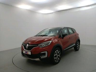 2017 Renault Captur PLATINE DUAL TONE