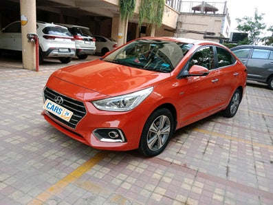 2017 Hyundai Verna 1.6 SX VTVT AT (O)