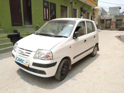 2013 Hyundai Santro Xing GLS