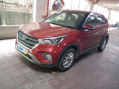 2019 Hyundai Creta 1.6 SX VTVT
