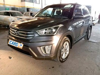 2016 Hyundai Creta 1.6 SX CRDI