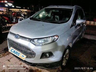 2013 Ford Ecosport 1.0 ECOBOOST TITANIUM OPT