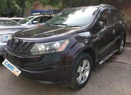 2012 Mahindra XUV500 W8 FWD