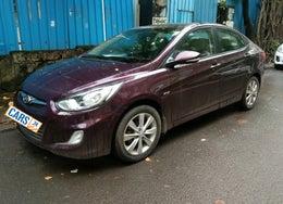 2012 Hyundai Verna FLUIDIC 1.6 SX VTVT