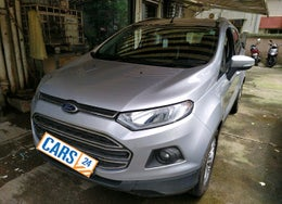 2015 Ford Ecosport 1.5 TITANIUM TI VCT AT