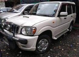2011 Mahindra Scorpio 2.5 EX M2DI