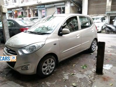 2012 Hyundai i10 ASTA 1.2 AT KAPPA2 WITH SUNROOF