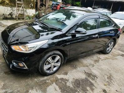 2018 Hyundai Verna 1.6 SX VTVT AT (O)