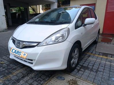 2012 Honda Jazz 1.2 S MT