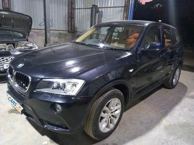 2013 BMW X3 XDRIVE 20D