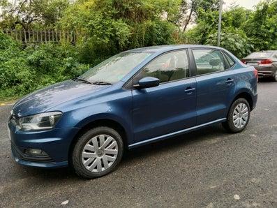 2016 Volkswagen Ameo COMFORTLINE 1.2