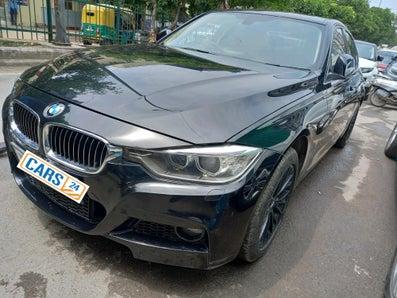 2014 BMW 3 Series 320D LUXURYLINE