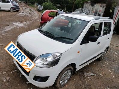 2014 Maruti Wagon R 1.0 LXI
