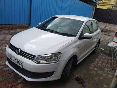 2012 Volkswagen Polo COMFORTLINE 1.2L PETROL