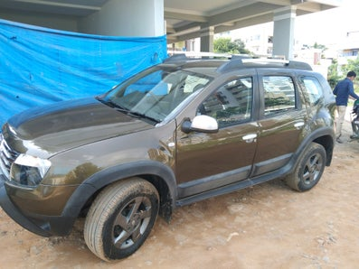 2014 Renault Duster RXL 110 PS ADVENTURE