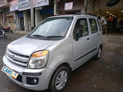 2008 Maruti Wagon R VXI BS III