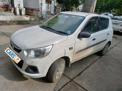 2019 Maruti Alto K10 VXI