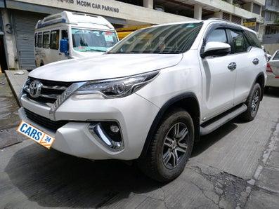 2018 Toyota Fortuner 2.8 4x2 MT
