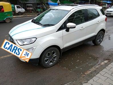 2021 Ford Ecosport TITANIUM PLUS 1.5 TI VCT MT