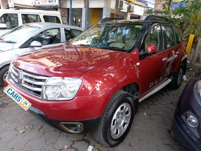 2013 Renault Duster 85 PS RXL