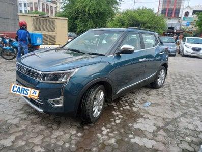 2020 Mahindra XUV 3OO W8 DIESEL MT