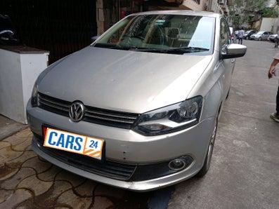 2014 Volkswagen Vento HIGHLINE 1.2 TSI AT