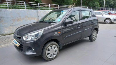 2016 Maruti Alto K10 VXI (O) AMT
