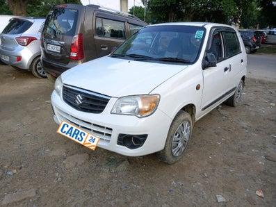 2011 Maruti Alto K10 LXI