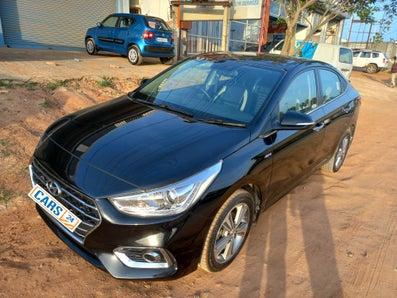 2018 Hyundai Verna 1.6 CRDI SX + AT