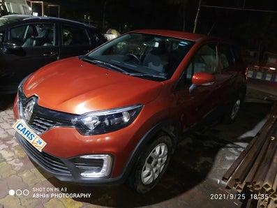 2018 Renault Captur RXE PETROL MT