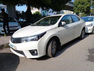 2014 Toyota Corolla Altis GL