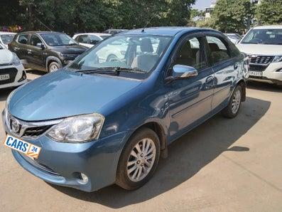 2015 Toyota Etios VX D EXCLUSIVE