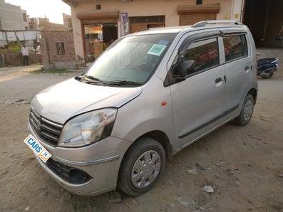 2010 Maruti Wagon R 1.0 LXI