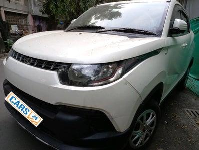 2016 Mahindra Kuv100 K6 6 STR
