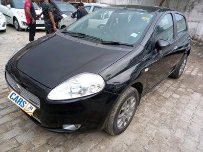 2013 Fiat Grand Punto EMOTION 1.3