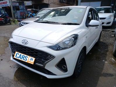 2020 Hyundai AURA S MT CNG