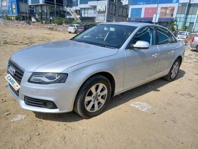 2011 Audi A4 2.0 TFSI